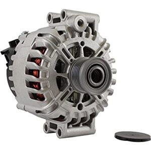 New VALEO Alternator AVA0103 for BMW 525, 530 SERIES 2006-2007, Lester 11260