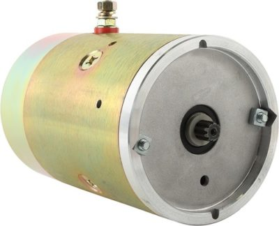 New PRESTOLITE Pump Motor for SNO-WAY Snow Plow Motor, Lester 10735